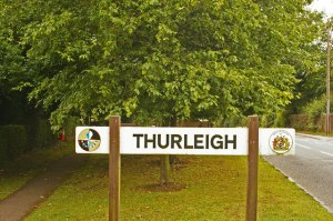 Thurleigh sign